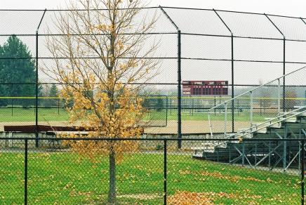 Highschool Baseball Field